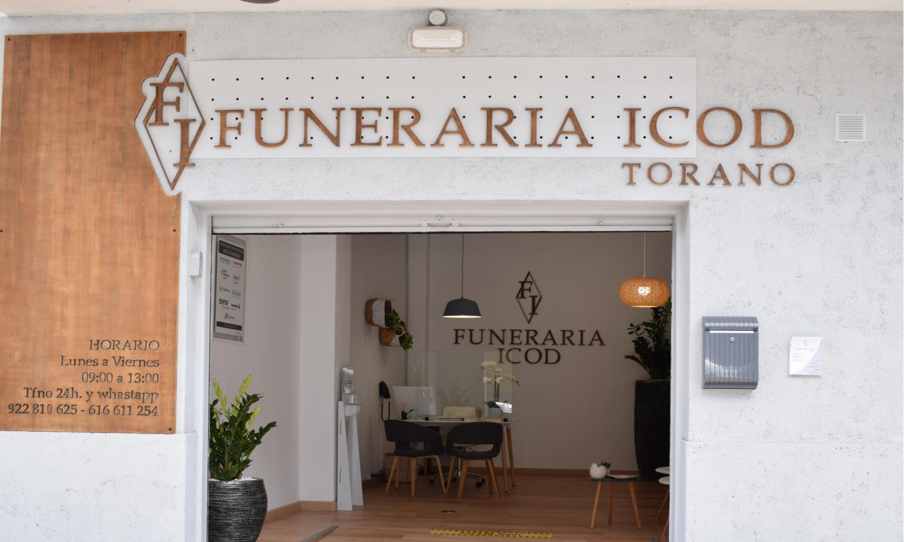 Oficina Los Silos Funeraria Icod Torano
