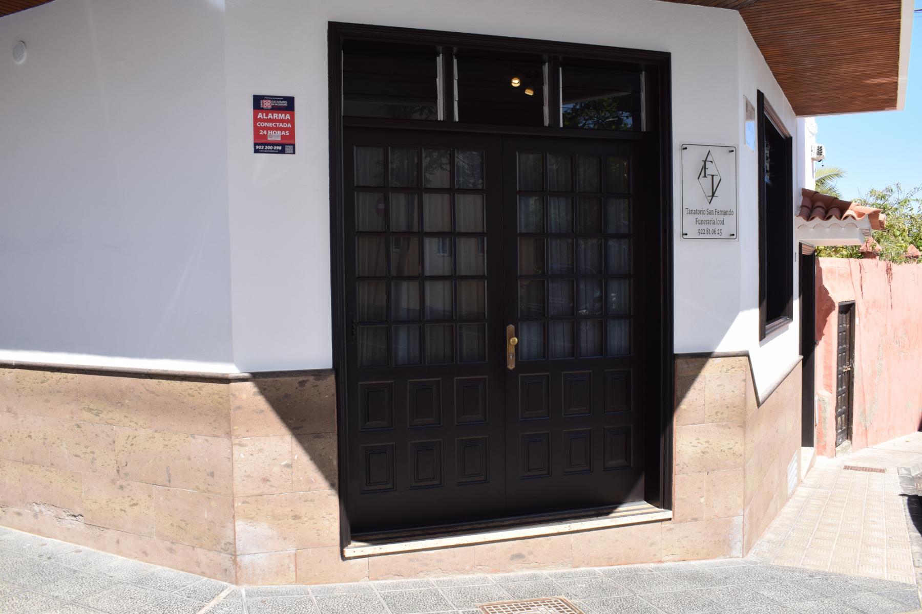 Tanatorio Velatorio San Fernando Funeraria Icod Torano